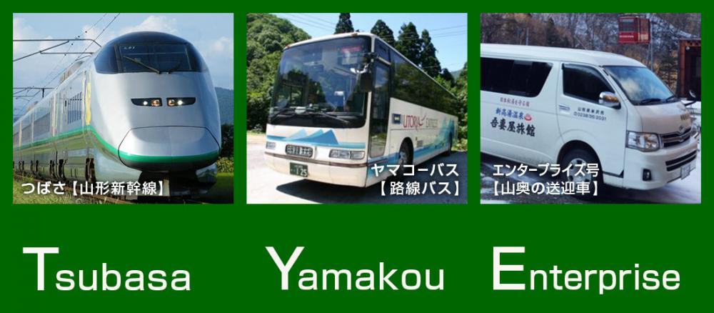 【乗継案内】東京駅→標高1,126mの宿・・・往路・・・:画像