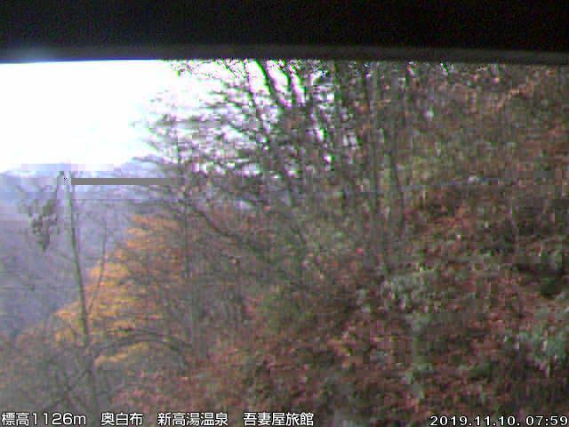 【お天気カメラ】標高1126mの天気を察することが出来ます。:画像