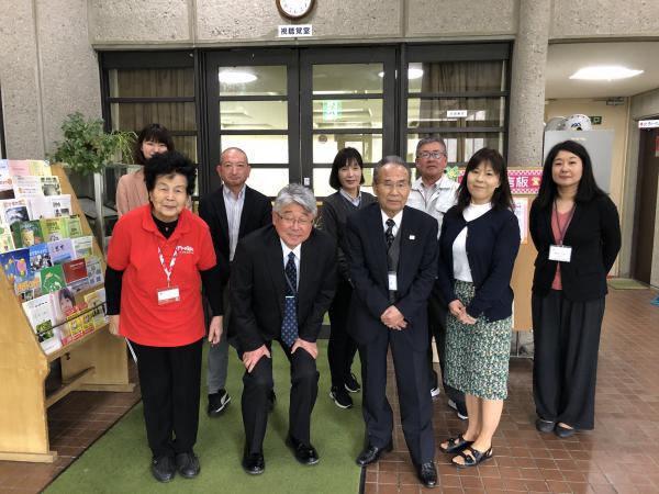 おらんだのコミュニティ!長井市中央コミュニティセンター