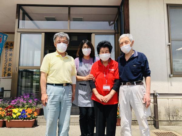 おらんだのコミュニティ 飯豊町西部地区公民館:画像