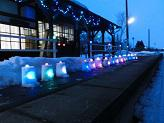 12月14日(日)にイルミネーション点灯