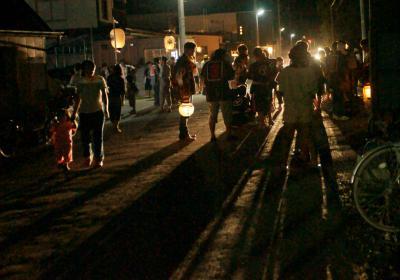 9月11日 第3回成田絆祭り