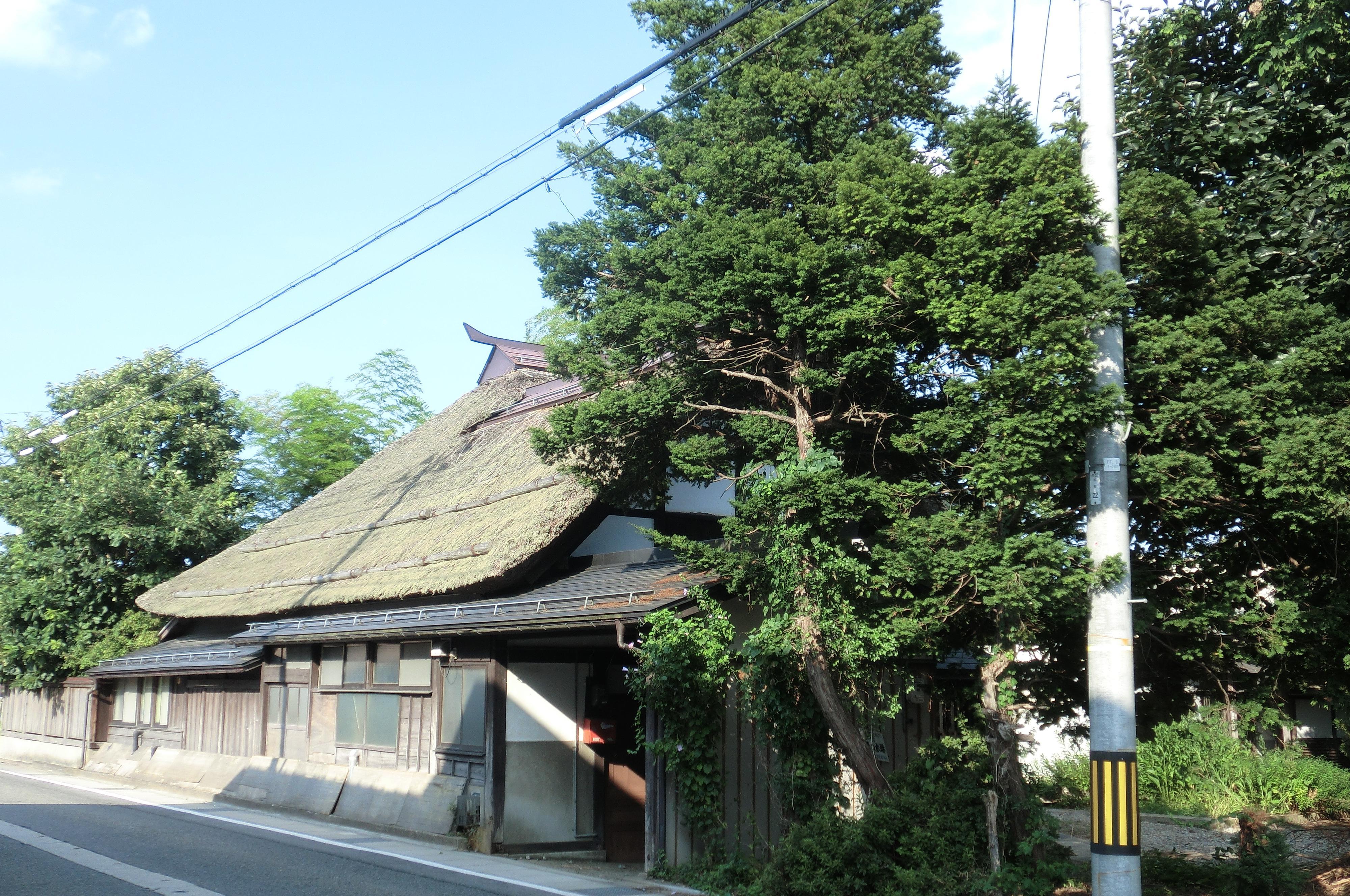 長井村農協
