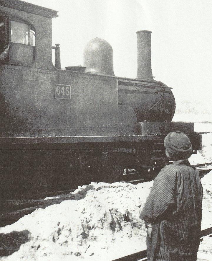 長井線を走っていた機関車は