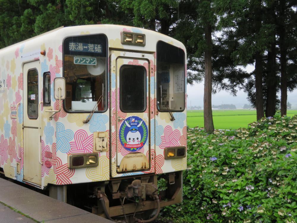 もっちぃ駅長特別列車