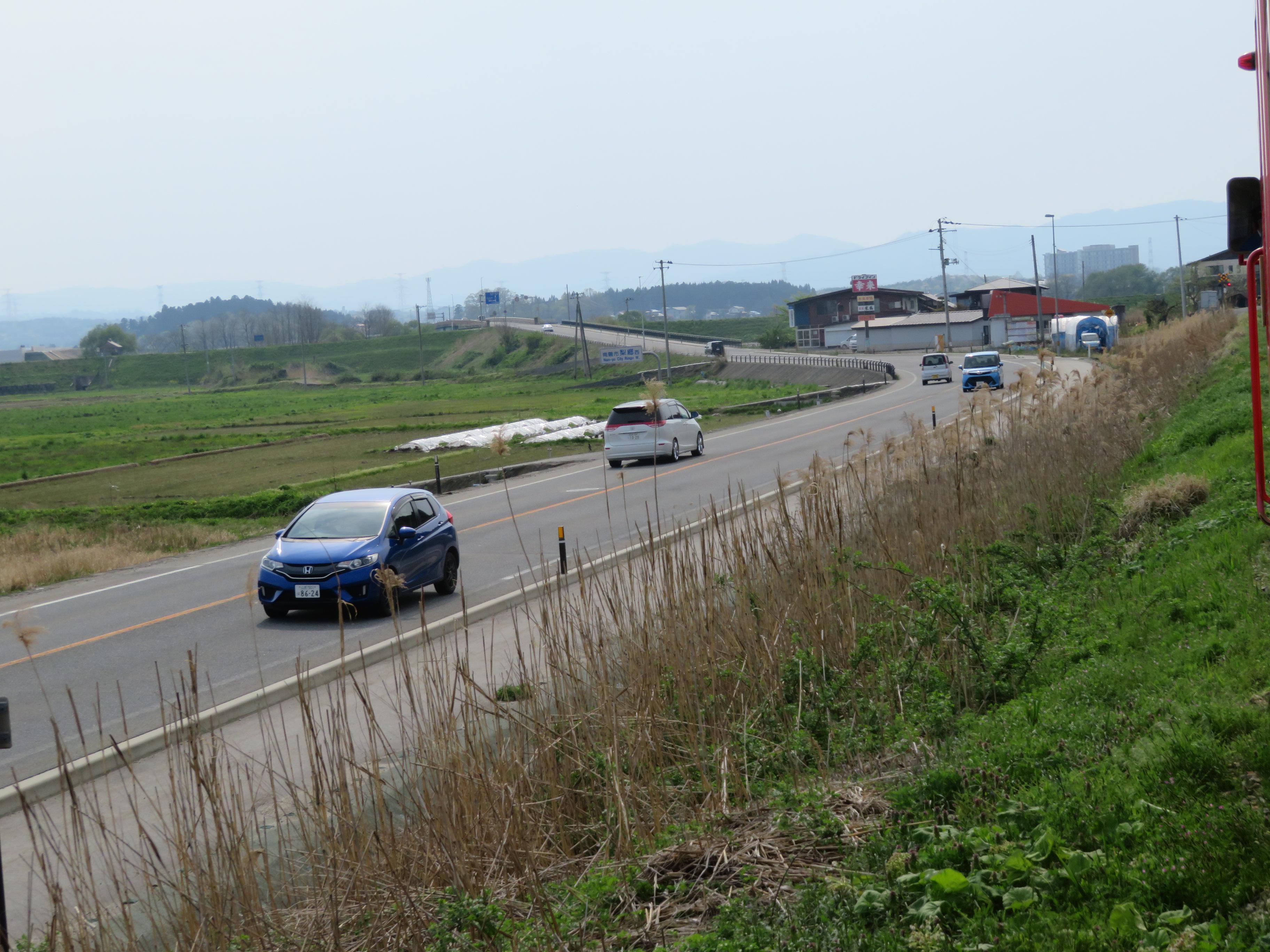 長井線リポート(24) 不思議に感動できる場所