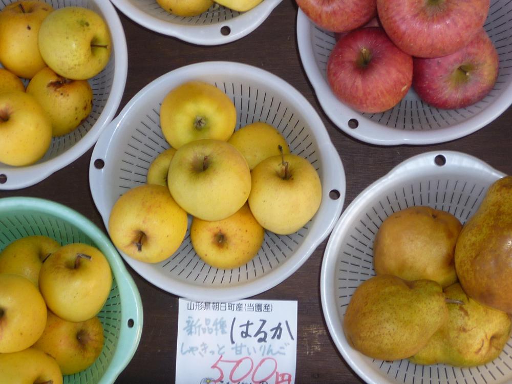 おいしいりんご販売中!:画像