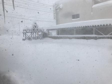 「今季最強寒波」の画像