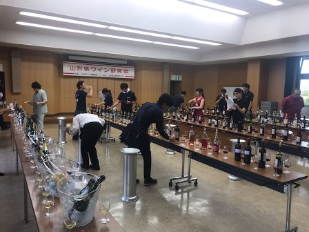 山形県ワイン研究会2019:画像