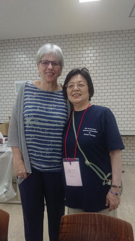日本ゲシュタルト療法学会第10回記念大会  終わったよ:画像