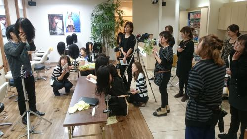 ★ スタイリスト・アシスタント ・レセプション スタッフ募集中/