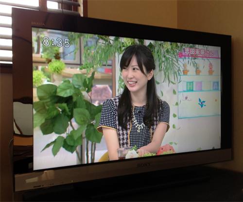 尾花沢スイカ「おめざ」で紹介されました