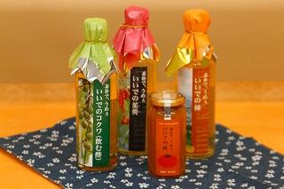飯豊町特産品ショップオリジナル健康セット:画像
