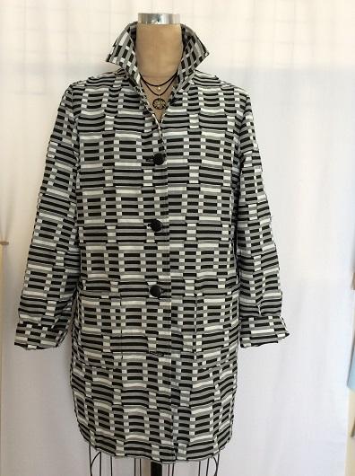 「●レコモード〜米織のスプリングコート!!」の画像