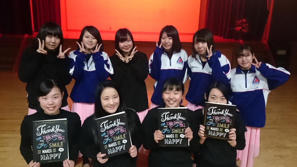 ダンス部日記~三年生を送る会~