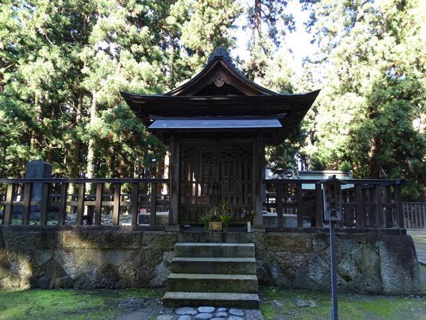 「米沢観るパス」で上杉御廟所(その四)