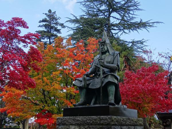 (2016-11-12)  上杉神社