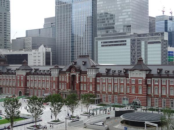 2017-8-2 東京駅