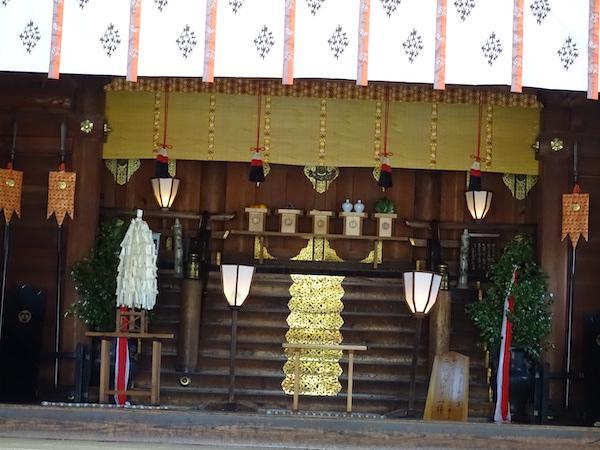 2020-4-29 春季例大祭(上杉神社)