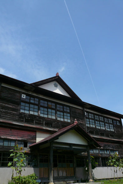 「校舎の解体工事の開始期日」の画像