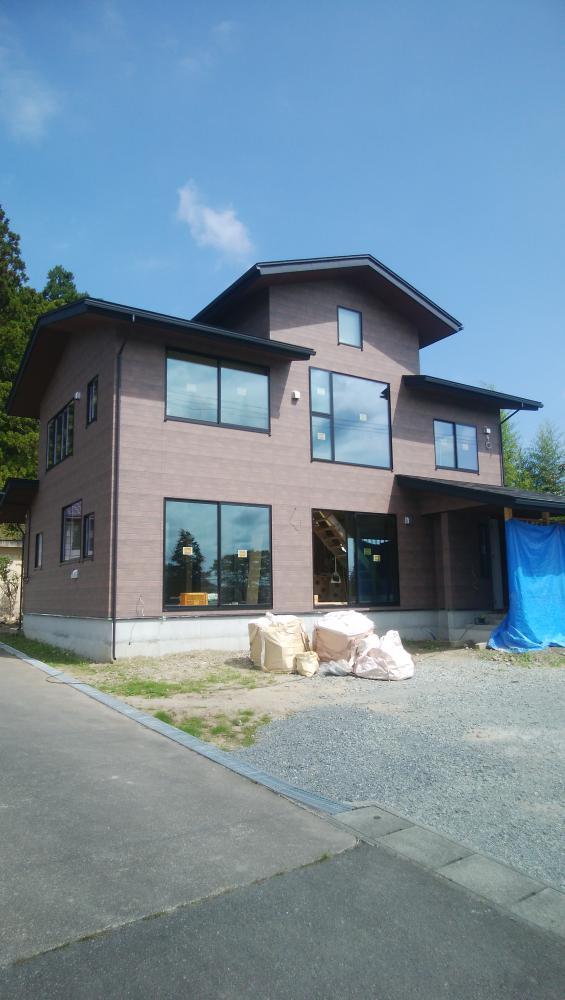 昭和の家。