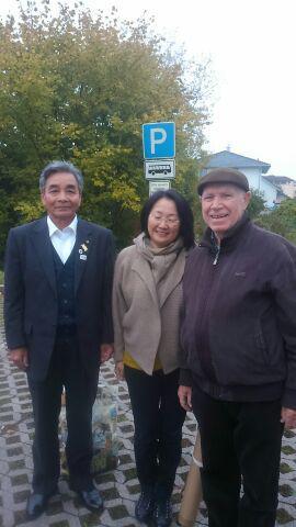 海外訪問・ドイツ バードゼッキンゲン市