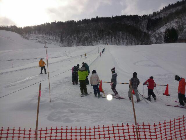 道照寺スキー場