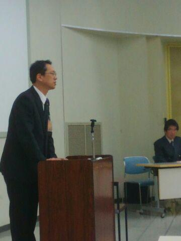 今日、総会と入学式/