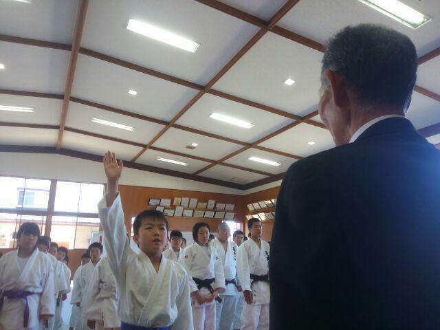 アヤメ祭り柔道大会
