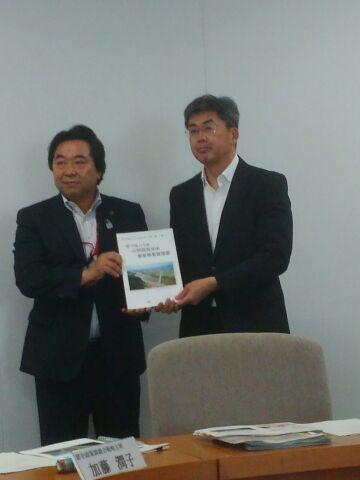 長井市の重要事業要望