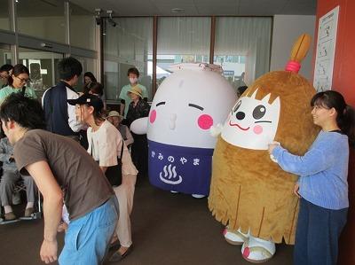 上山市高校性ボランティアジュニアリーダーあすなろの活動:画像