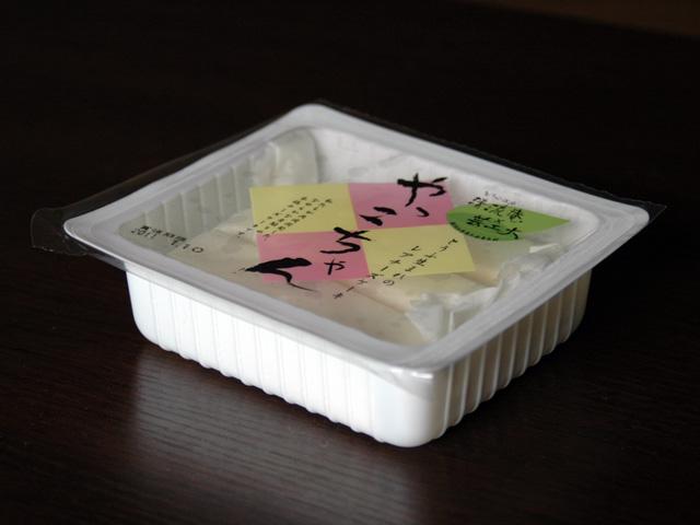 豆腐を使ったチーズケーキ「やっこちゃん」:画像