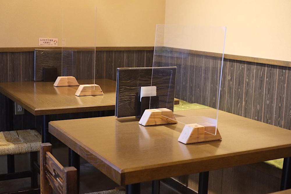 【清流庵】 店内飲食を6/25(金)から再開いたします。:画像