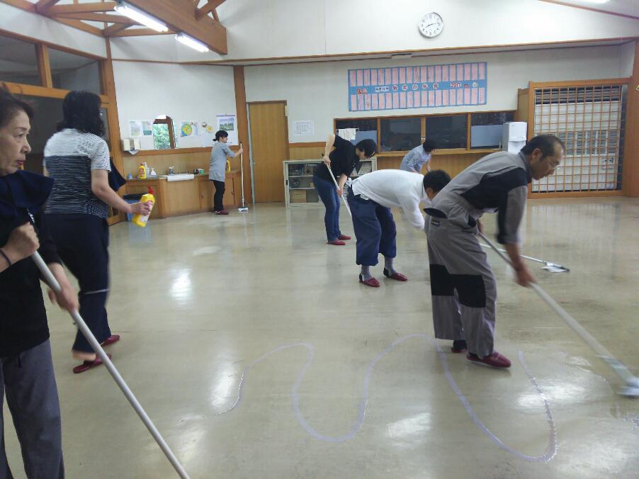 山市株式会社様のボランティア活動:画像