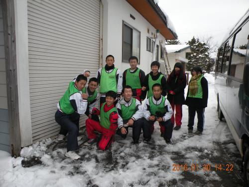 ウインターボランティアスクール 3