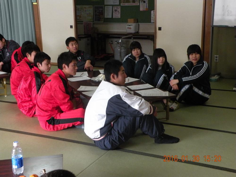 ウインターボランティアスクール 4