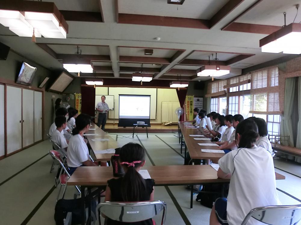 『サマーボランティアスクール2016』が開催されました:画像
