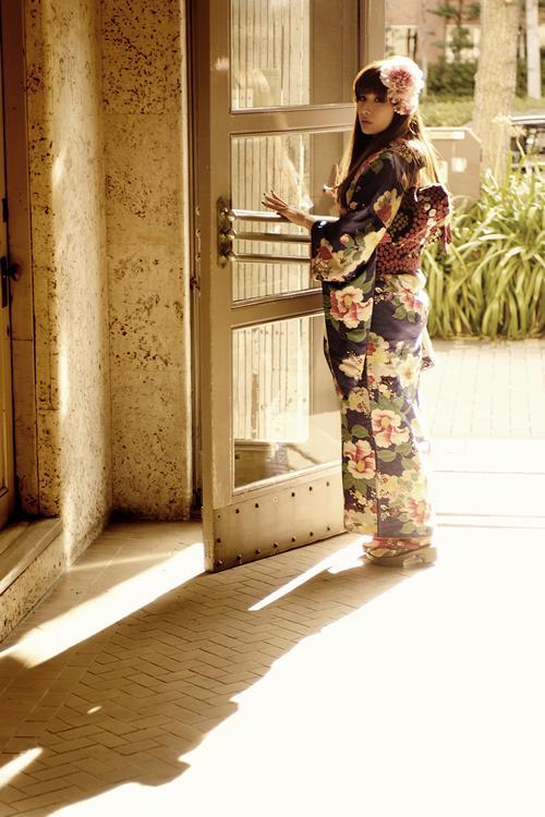 山形市 成人式写真 ロケーション 記念写真:画像