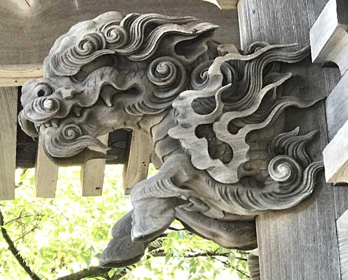 越後村上の藤基神社と普済寺へ