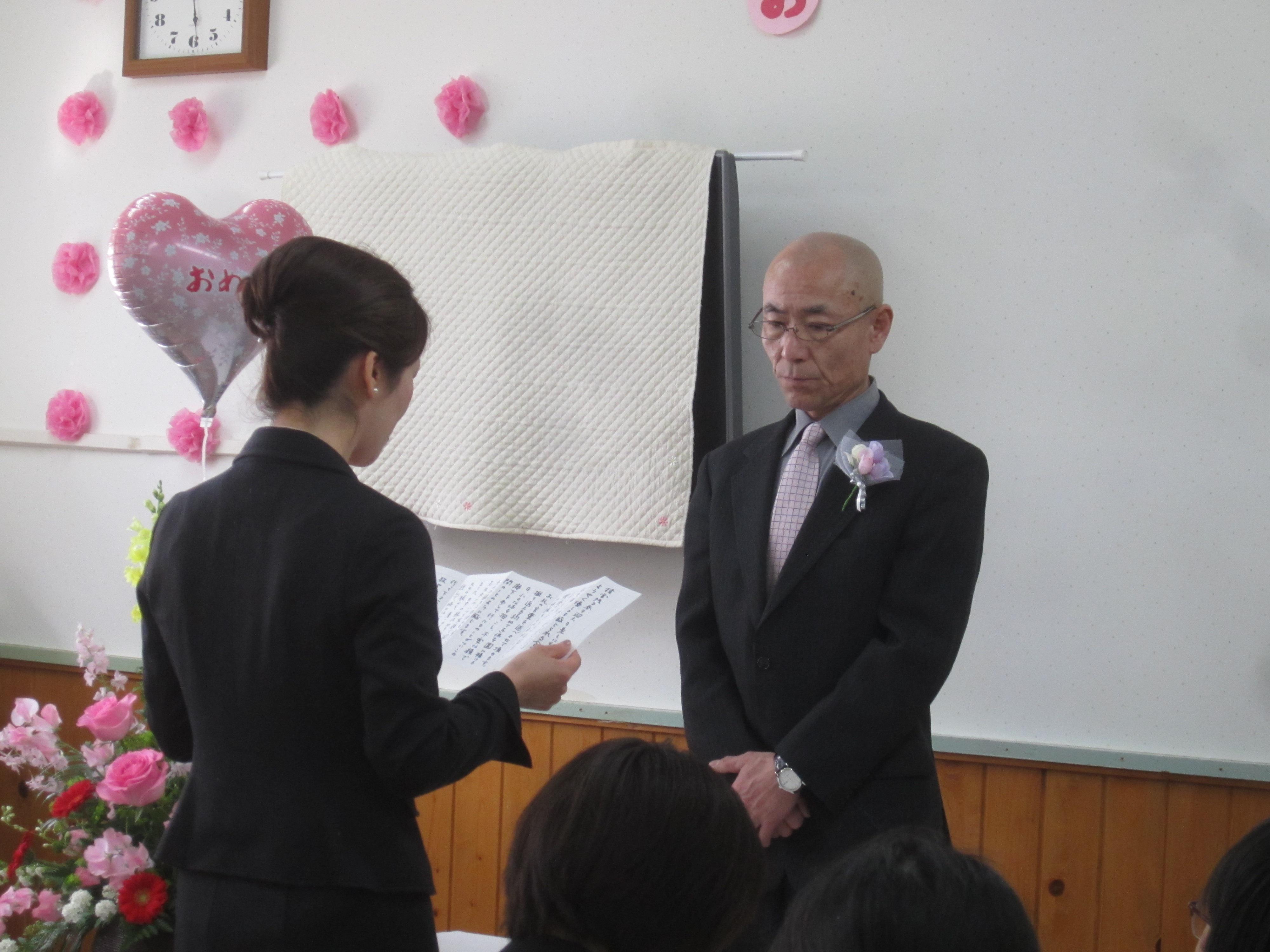 平成28年度 卒園式