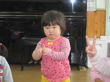 平成29年度 4月生まれのさくら誕生会