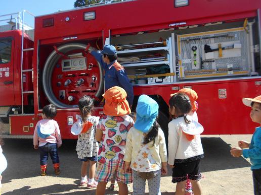 自衛消防訓練を行いました。