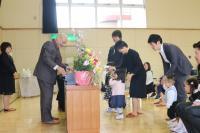 平成30年度  祝  卒園・修了式