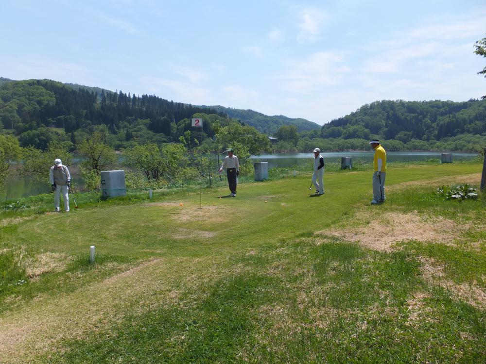 山形県パークゴルフ大会が盛大に開催されました:画像