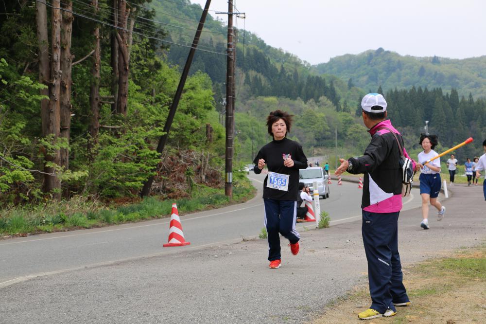 第36回白川ダム湖畔マラソン大会