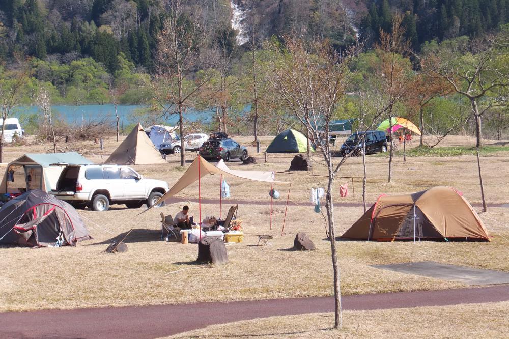 非日常がいいですネ。それには何といってもキャンプに限る。:画像