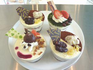 「【菓子工房ぶどう畑】本日(11月12日)の日替わりお菓子の紹介」の画像