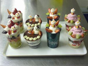 「【菓子工房ぶどう畑】本日(12月17日)の日替わりお菓子の紹介」の画像