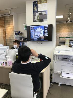 仙台市S様邸~ニチハショウルーム~
