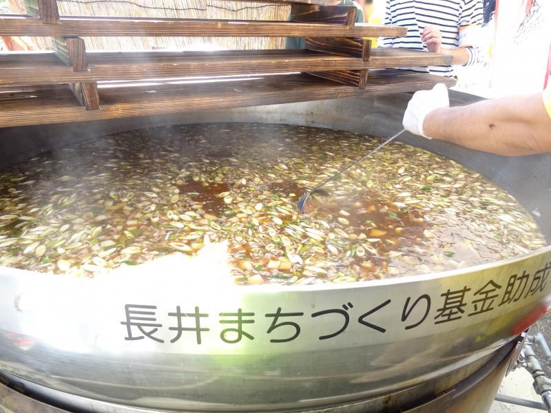 第11回 長井1000人いも煮会2018が開催されました